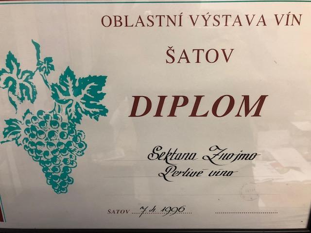Oblastní výstava vín Šatov