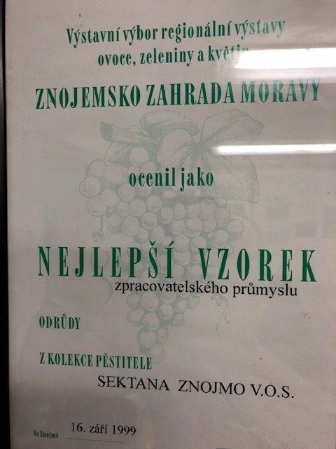 Výstava Znojemsko – zahrada Moravy